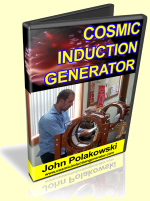 Cosmic Induction Generator by John Polakowski